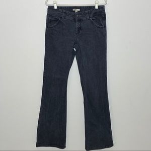 CAbi Jeans Bootcut Grey Size 10